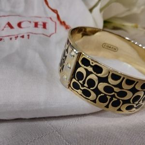 Coach Jewelry - Coach Bangle Bracelet